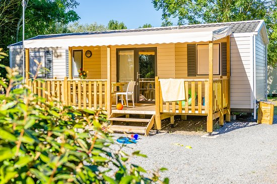 Isigny-sur-Mer, France : Mobil-home confort 4 chambres !