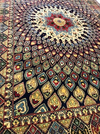 Beautiful Persian Rug Picture Of