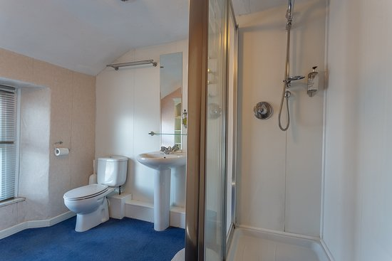 Frizington, UK: Shower room