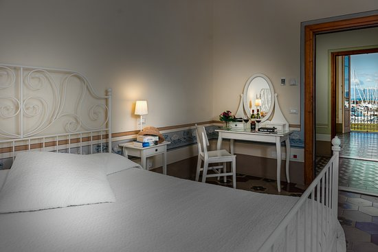Villino Ermione: double room