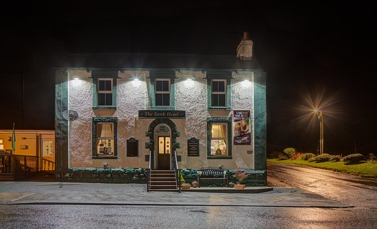 Frizington, UK: Storkf Hotel