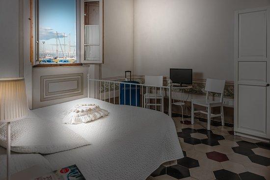 Villino Ermione: quadruple room