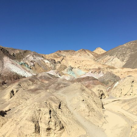 Artists Palette Death Valley National Park 2018 All
