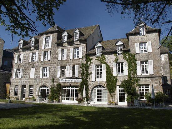 Brion, France: La résidence