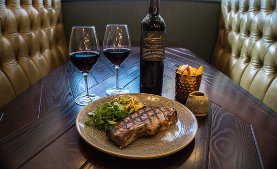 Dobson and Parnell: Steak at Dobson & Parnell