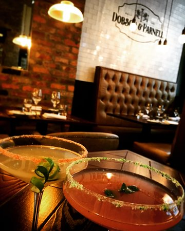 Dobson and Parnell: Margaritas at Dobson & Parnell