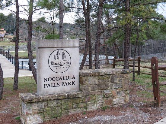 Noccalula Falls Campground