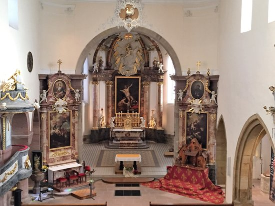 Église Saint-Sebastien de Soultzmatt
