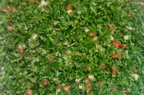 Sumsum: Tabbouleh salad for you , a perfect  choice for vegans
