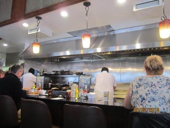 Pinecrest Diner: La cucina