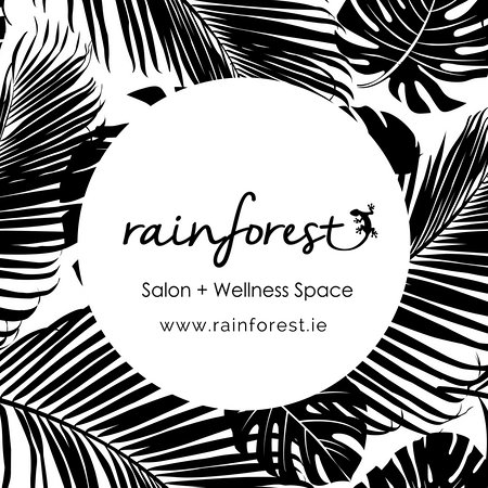 Enniskerry, ไอร์แลนด์: Come visit Rainforest Salon + Wellness Space - a modern destination for sumptuous self-care x