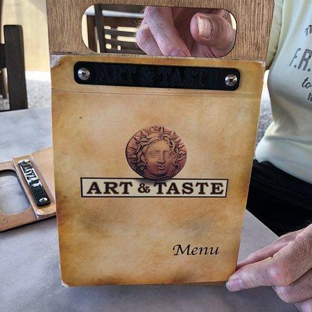 Art And Taste