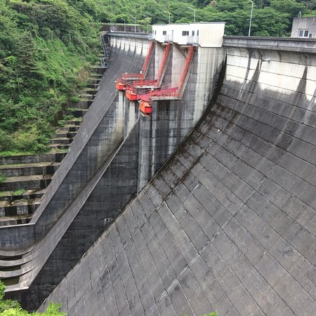 Saijo, Giappone: コンクリートダム