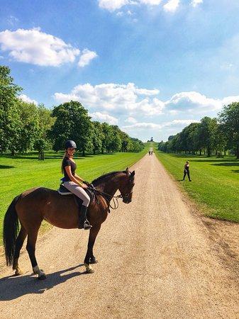 Fifield, UK: In Windsor Park