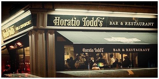Amazing new menu! - Review of Horatio Todd's Bar