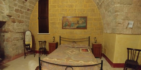 Sannicola, إيطاليا: Palmento suite