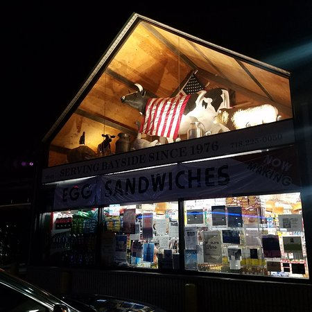 Bayside Milk Farm on Bell Blvd in Bayside