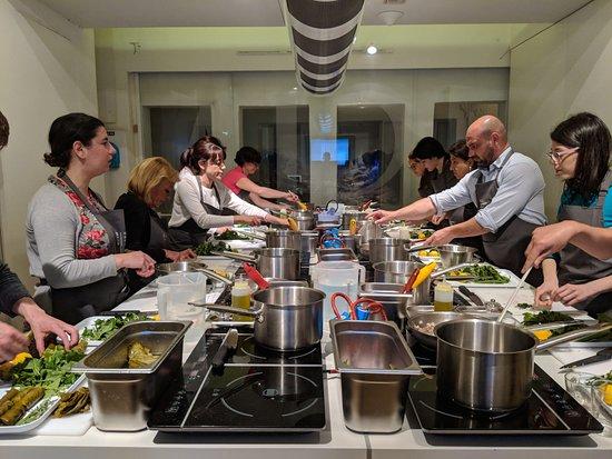 The Mediterranean Culinary Academy