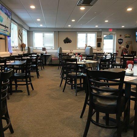 Auburn, ME: Kristi's Cafe