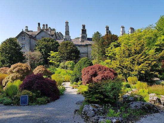 Кендал, UK: Beautiful gardens