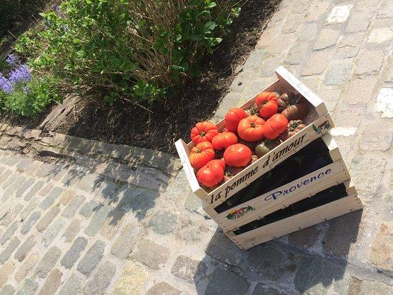 Gits, Βέλγιο: Verse tomaten uit de Provence