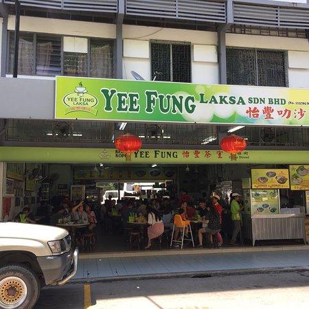 Bilde fra Kedai Kopi Yee Fung