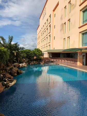 Comfortable stays, generally good service