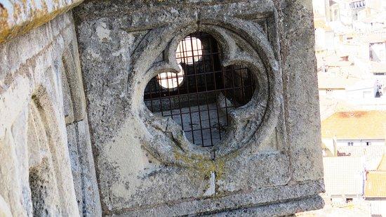 Cathédrale Saint-Nazaire de Béziers: Vue du clocher