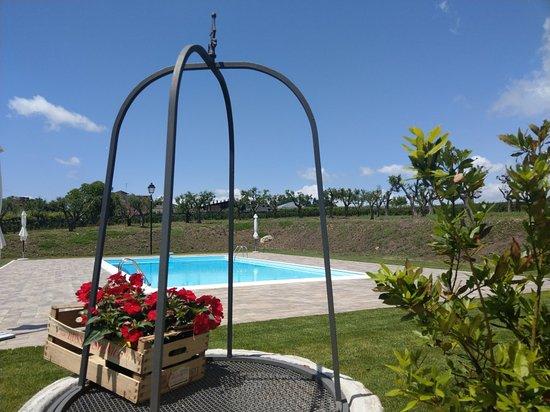 Calvi, Italy: Agriturismo Villa Luisa