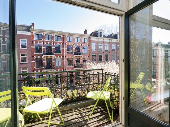 Bij-de-Amstel: appartment :balkon, balcony, balcon,Balkon,balcón,balcone