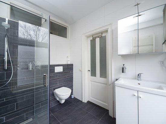 Bij-de-Amstel: appartment: badkamer, Badezimmer, salle de bain, bathroom, bagno,