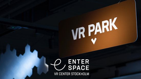 Enterspace VR Center: Enter new worlds in our VR Park