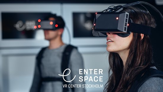 Enterspace VR Center: Our VR experiences takes you to new worlds