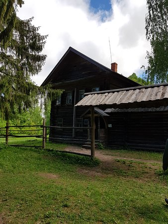 Architectural and Ethnographic Open-Air Museum: В Василёво