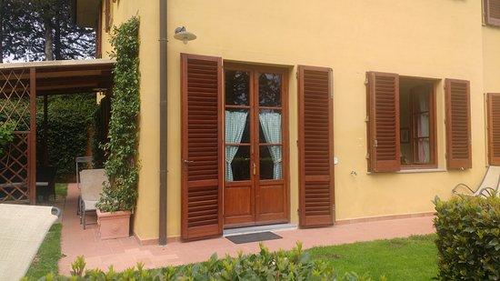 Tenuta La Cipresseta: Ginestra apartment