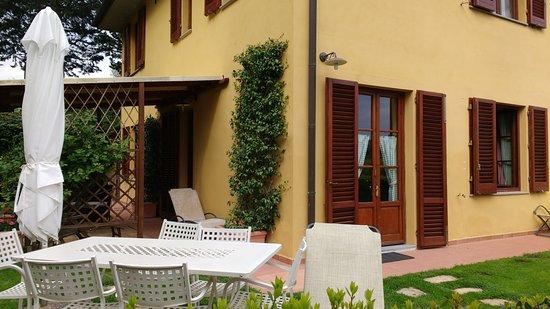 Barberino Val d'Elsa, İtalya: Ginestra apartment