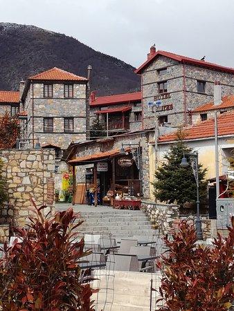 Agios Athanasios, Grécia: Hotel gioras