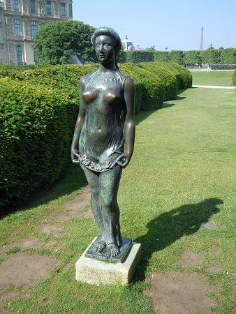 Statue Flore