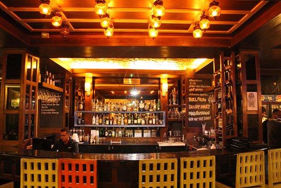 Johnson Bar Restaurant The S
