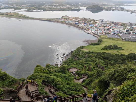 Zdjęcie UNESCO Small Group Day Tour of Jeju Island - East Course