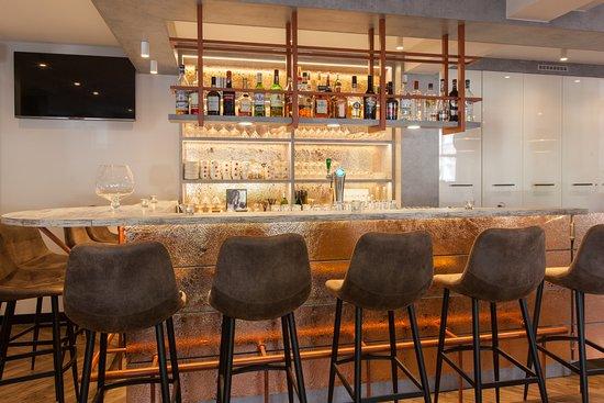 Best Western Hotel The Hague : Bar