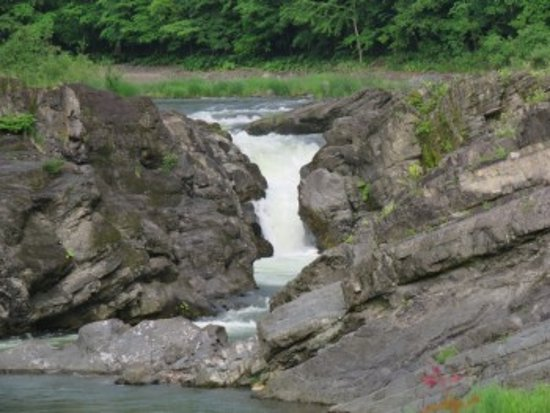 Ashibetsu, ญี่ปุ่น: 空知大滝