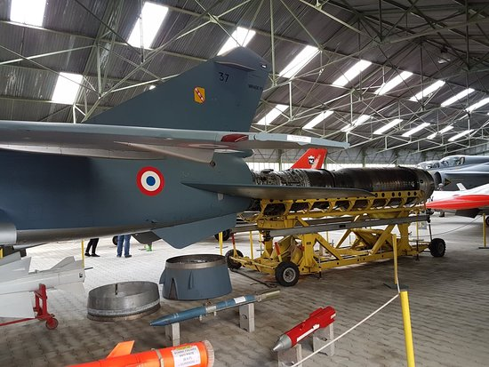 European Fighter Aircraft Museum: Hangar Nord