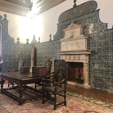 Sintra National Palace Photo