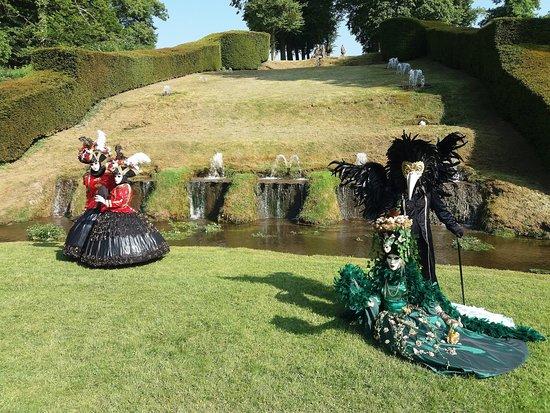 Annevoie-Rouillon, Belgium: Journées vénitiennes