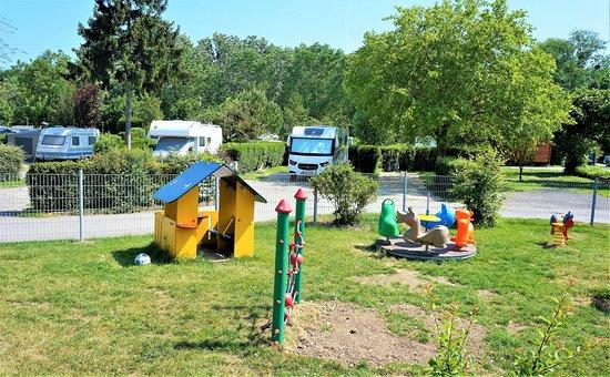 Villiers-sur-Orge, France: Kid's Park