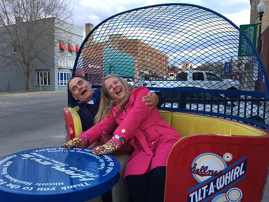 Faribault: Home of the Tilt-A-Whirl