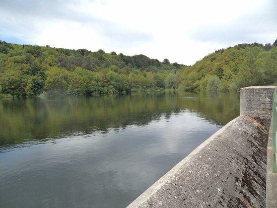 Les Cammazes, France: Lac des Cammazes