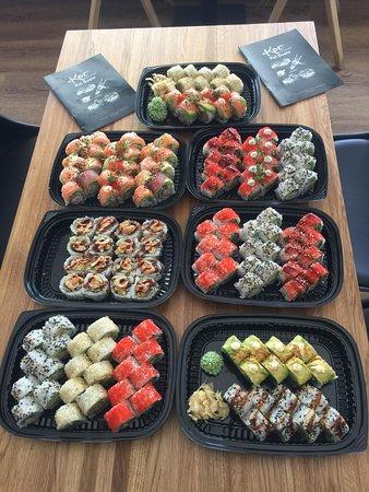 Kai Sushi: sushi