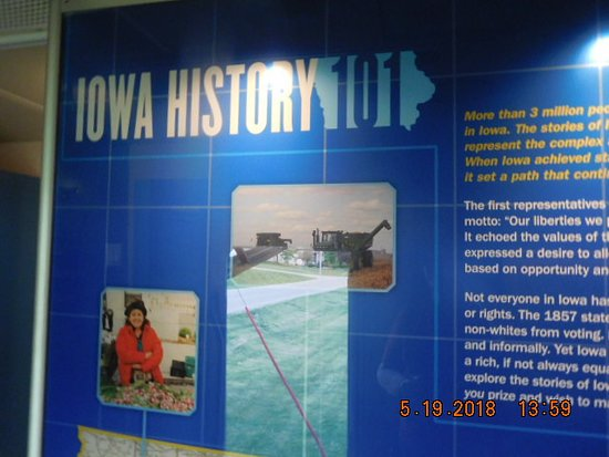 State Historical Museum: INSIDE MOBILE UNIT